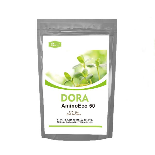 50% aminoacids powder