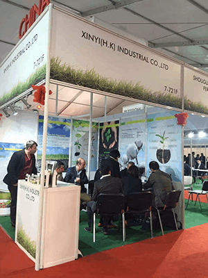 2015 Growtech in Turkey